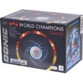 Пластиковые мячи DONIC 3*** 40+ (120 шт)