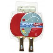 Набор ракеток для настольного тенниса Start Line 100 2 ракетки/3 мяча