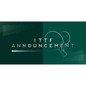 Международная федерация настольного тенниса в очередной раз пересмотрела даты проведения командного Чемпионата мира-2020 в Пусане (Южная Корея).>