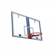 Характеристики баскетбольных щитов и колец.