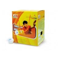 Мячи для настольного тенниса DOUBLE FISH 1*, 100 мячей в упаковке