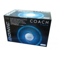 Мячи для н/т DONIC COACH P40+ бел. 120 шт.