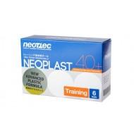 Мячи для н/т NEOTTEC Neoplast Training ball Generation (ABS) 40+ бел. 6 шт.