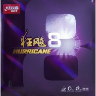 Накладка DHS HURRICANE 8 HARD