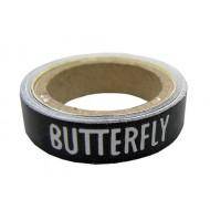 Торцевая лента BUTTERFLY 1M X 9MM черная