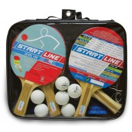 Набор ракеток для настольного тенниса Start Line 4 ракетки 6 мячей