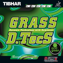 Накладка TIBHAR GRASS D.TECS ACID (COLORED)