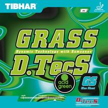 "Накладка TIBHAR GRASS D.TECS ""GS"" (COLORED)"