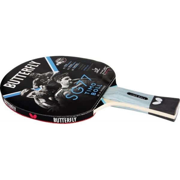 Ракетка для настольного тенниса BUTTERFLY TIMO BOLL SG77